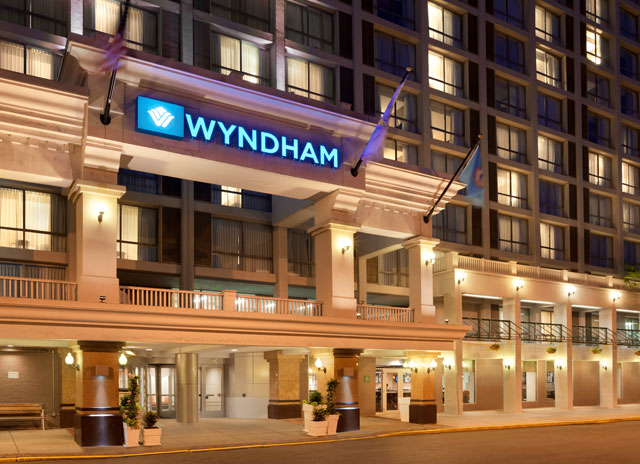 Wyndham Boston Beacon Hill Hotel Exterior